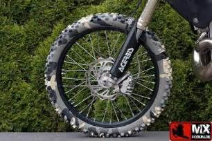 colored dirt bike tires colored camo tires general dirt bike discussion