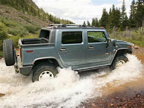 2005 Hummer H2 Reviews by 2005 Hummer H2 Sut Pro Review Top Speed