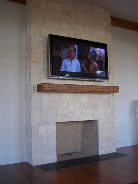 Flat Screen Tv Mounted Fireplace by Flat Screen Tvs Mounted Fireplace Home