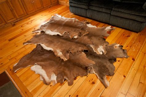 deer skin rugs for sale animal pelts mounts and throws for sale bills rugs and taxidermy