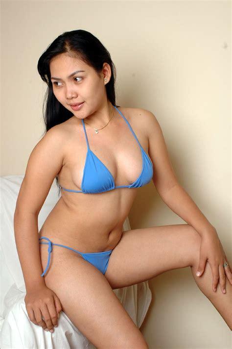gambar bugil indri hot blue bikini part 2 azman