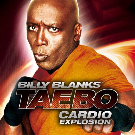 tae bo billy banks billy blanks tae bo 174 cardio explosion new digital