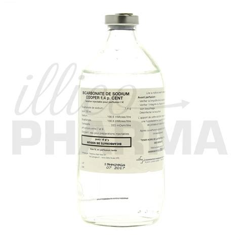bain de si鑒e bicarbonate bicarbonate de sodium cooper 1 4 500ml liquide e
