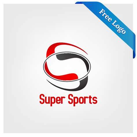 free eps format logos free vector super sports logo download in ai eps format