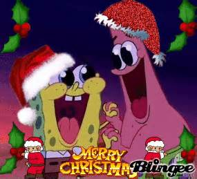 spongebob and patricks first christmas picture 119585009