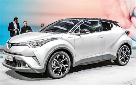 toyota chr redesign toyota cars models