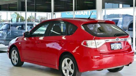 2016 subaru impreza hatchback red 2010 subaru impreza my10 r awd red 5 speed manual