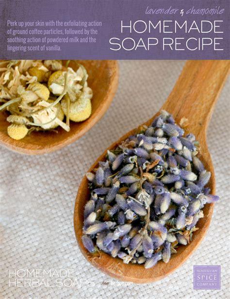 Handmade Lavender Soap Recipe - lavender chamomile soap recipe ftempo