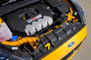 Ford Focus Engine 2015 Ford Focus St Engine 03 Photo 31