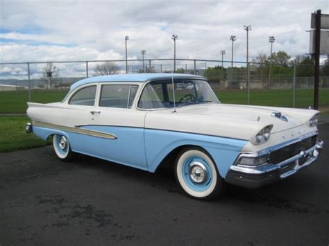 1958 ford coupe 1958 ford custom 300 two door sedan for sale ford