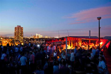Top Rooftop Bars London London Pop Ups Frank S Cafe Peckham S Original Rooftop