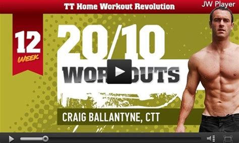 home workout revolution review bodyweight exercises at home