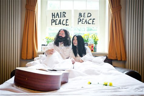 bed in for peace events at the bluecoat 187 jonathan harris get back to the bed in for peace