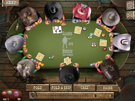 governor  poker  platinum edition gamehouse