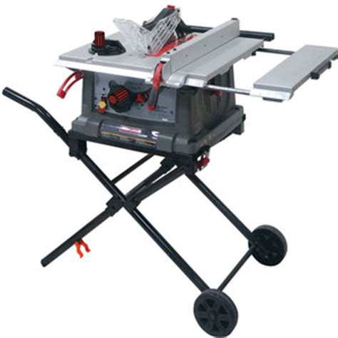 craftsman 10 quot portable table saw jt2504rc reviews