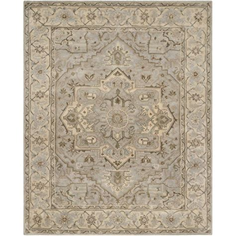 Heritage Collection Rugs by Safavieh Heritage Collection Hg866a Handmade Beige And