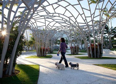 park west landscape miami soundscape west 8 design landscape
