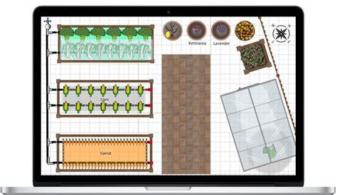 Garden Layout App Vegetable Garden Planner Design A Vegetable Garden