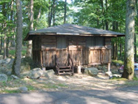 Harriman State Park Cabins by I Dont Want To Go I Dont Want To Walk This Earth If