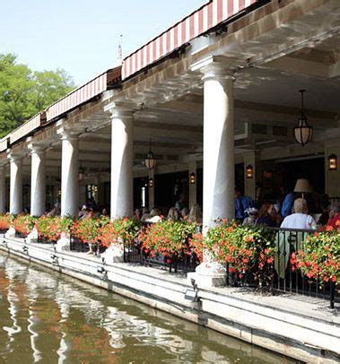 the boat house nyc the boathouse restaurant central park new york pinterest