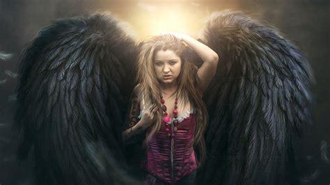 tutorial photoshop cs3 fantasy fantasy girl wing photoshop manipulation photo effects