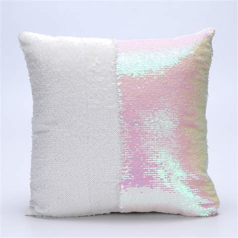 Continental Pillows by Fashion Sided Sequins Throw Pillows Sofa Covers