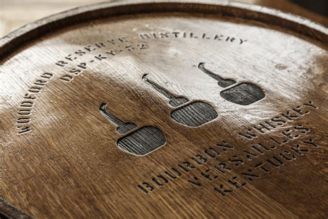 the barrel room at woodford reserve photo credit the woodford reserve personal selection barrel