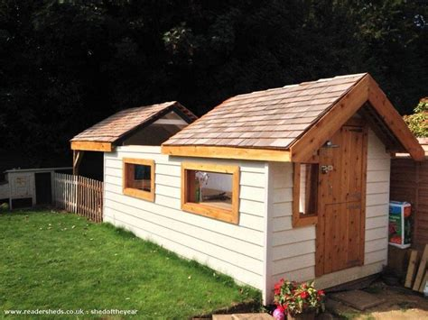 These Awesome Backyard Sheds Will Inspire You To Make Yours Better