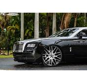 Rolls Royce Wraith On Forgiato Freddo