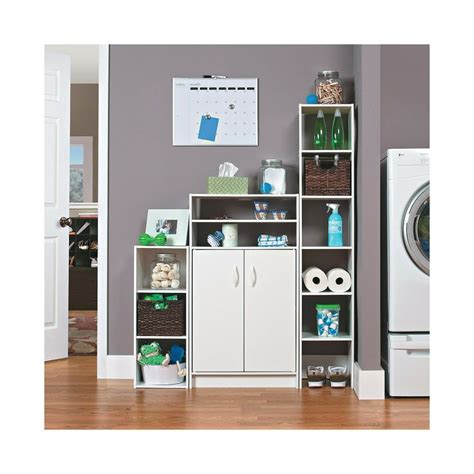 storage cabinets with doors and shelves target closetmaid 2 door organizer white target 32 49 also