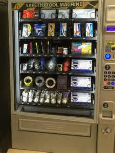 Office Supplies Vending Machine Office Supply Vending Machine