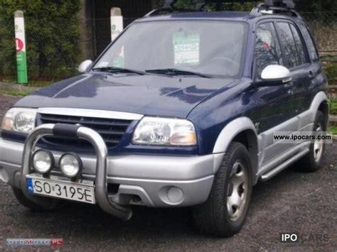 2005 Suzuki Car 2005 Suzuki Vitara Lpg Car Photo And Specs