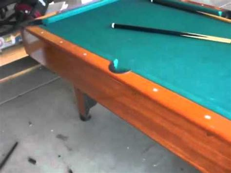 Mizerak Pool Tables by Mizerak Space Saver Pool Table For Sale