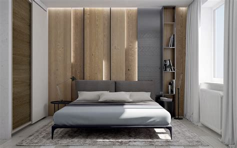 bedroom panelling designs wooden wall designs 30 striking bedrooms that use the