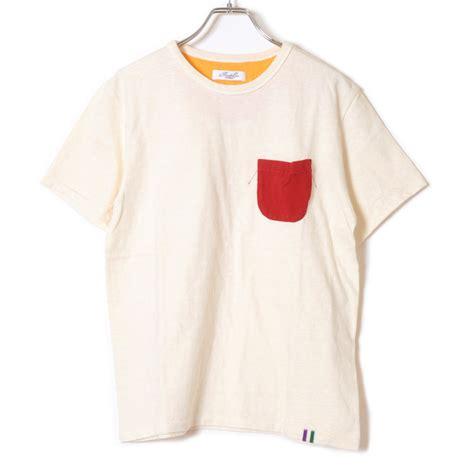 Bestseller T Shirt Plastisol Adk Murah 1 loopwheel pocket t shirt x orange tokyo otaku mode shop
