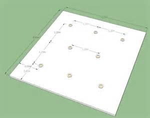 oule led spot encastr 233 de plafond pack sp 233 cial