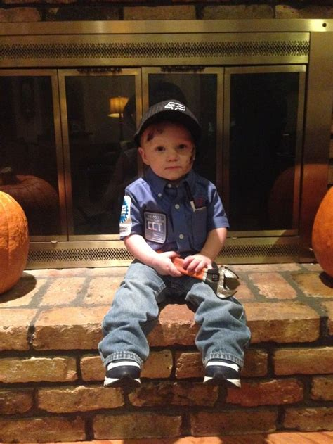 boy mechanic halloween costume babies