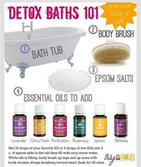 Detox Your Liver With Essential Oils by 17 Images About Detox On Living Detox