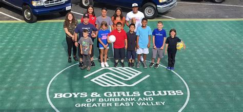 boys  girls club  burbank  greater east valley great futures start