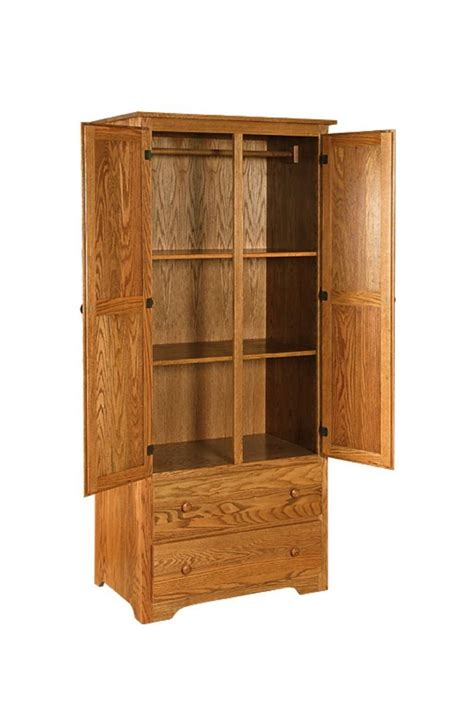 armoire a refined wardrobe amish shaker armoire wardrobe dutch wardrobes and amish