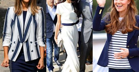 Working The Nautical Trend by 10 Style Icons Who Nailed The Nautical Trend Now To