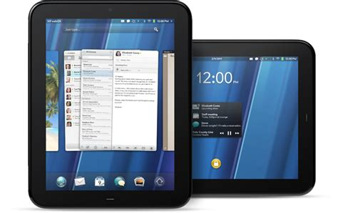 Hp Touchpad Now On Pre