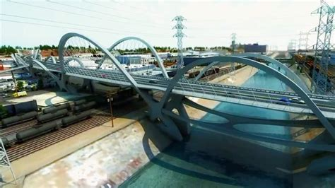 l a s 6th street bridge design competition and the new sixth street bridge will take longer to build 36
