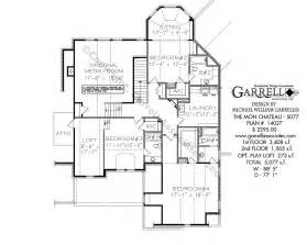 chateau homes floor plans 28 images 4 bed chateau