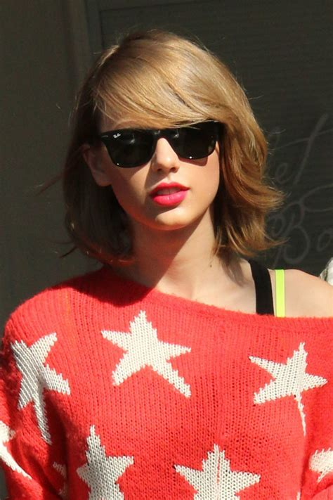 taylor swifts new haircut 2014 this pic confirms that taylor swift s new bob haircut is