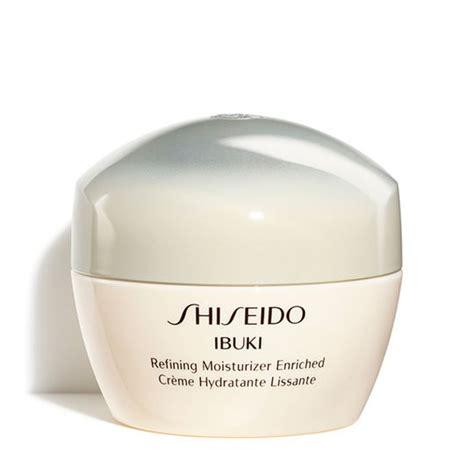 Moisturizer Shiseido refining moisturizer enriched shiseido