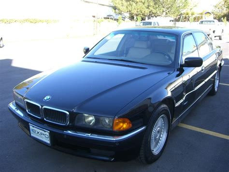 1996 bmw 7 series information and photos momentcar 1996 bmw 7 series information and photos momentcar