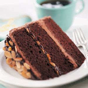 special occasion chocolate cake recipe taste of home
