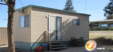 Second Jayco Cabins by Gulfhaven Caravan Park Port Accommodation