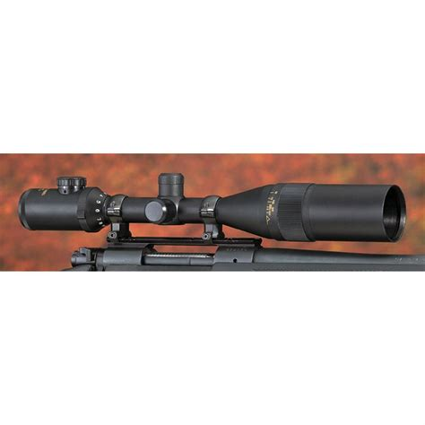 best lighted reticle scope bec gold label 3 12x44 mm lighted reticle scope 100997